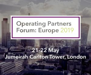 Operating Partners Forum Europe 2019 image