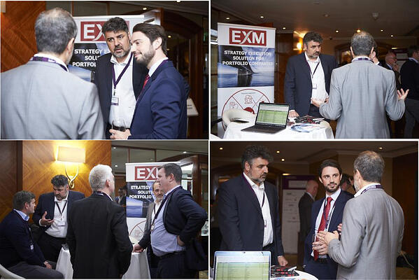 EXM exhibiting at OP Forum Europe 2019 final