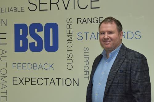 Ian Baldwin co CEO BSO