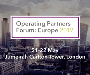 Operating Partners Forum: Europe 2019