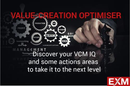 Optimise your Value Creation capabilities