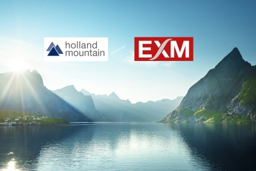 EXM lists with Holland Mountain